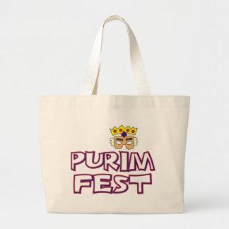 Purim Fest Jumbo Tote Bag