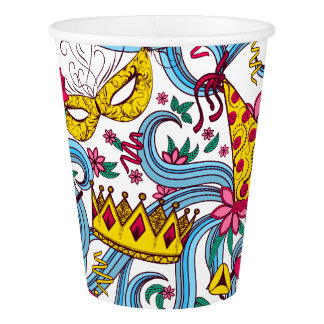 Purim Paper Cup