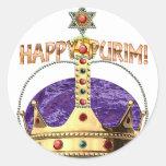 Purim Sticker