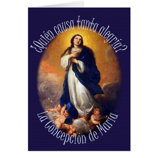 Purisima Nicaragua Greeting Card