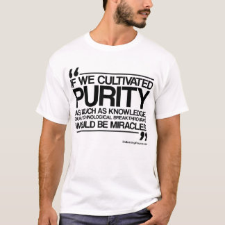 Purity t-shirt