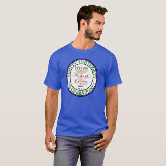 PURITY UNIVERSITY (ROYAL BLUE) T-Shirt