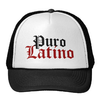 Puro, Latino Trucker Hat