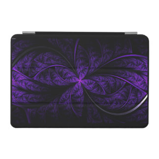 Purple Abstract iPad 2/3/4 Cover
