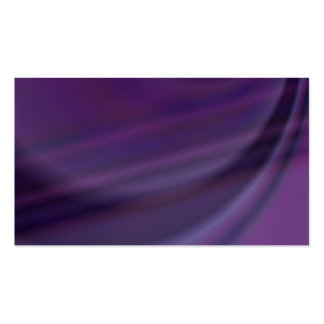Purple abstract pack of standard business cards