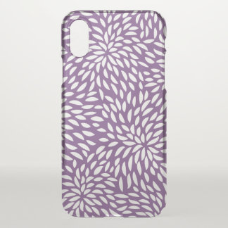 Purple Abstract Pattern Case