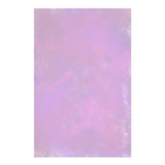 Purple Abstract Texture Stationery Paper