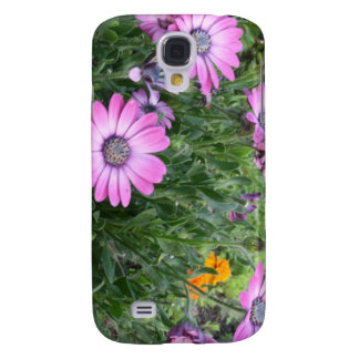 Purple African Daisies, Perhaps? Samsung Galaxy S4 Cases