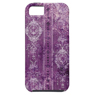 purple aged wallpaper iPhone 5 cases