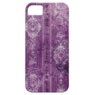 purple aged wallpaper iPhone 5 covers