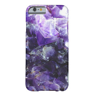 Purple amethyst barely there iPhone 6 case