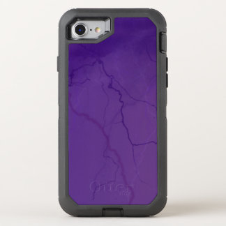 Purple Amethyst OtterBox Defender iPhone 7 Case