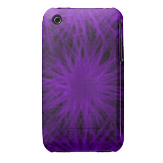 Purple and black iPhone 4/4S Vibe Universal Case