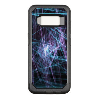 Purple and Blue Artwork Otterbox case