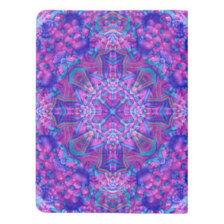 Purple And Blue Pattern  MOLESKINE® Notebook Cover