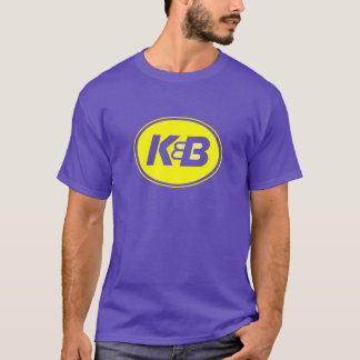 Purple and Gold K&B Tee