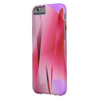 Purple and PInk Abstract iPhone 6 case