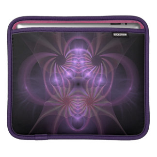 Purple And Pink iPad Sleeve