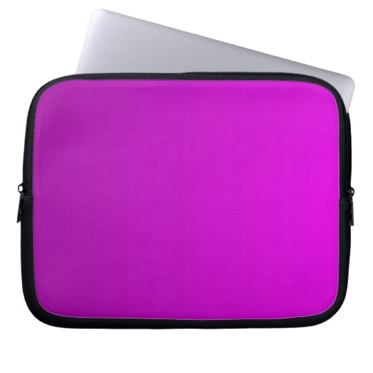 Purple and Pink Laptop Sleeve