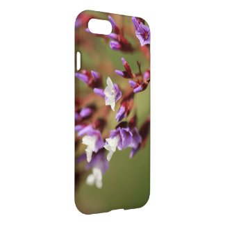 Purple and White Flowers Sea Lavender IPhone Case