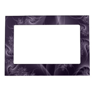 Purple and White Twist Magnetic Frame