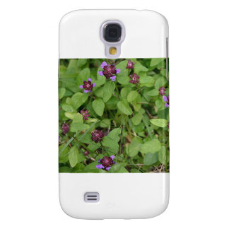 Purple Archangel Wildflower Galaxy S4 Case