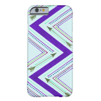 Purple Arrow Zigzag Case