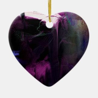 Purple Aura 2 Ornament