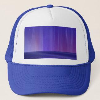 Purple Aurora Trucker Hat
