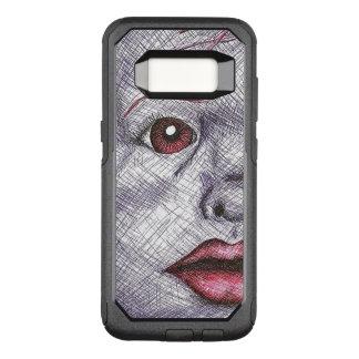 Purple Baby Phone Case