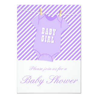 Purple Baby Shower Invite OPT 1