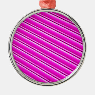 Purple background christmas ornament