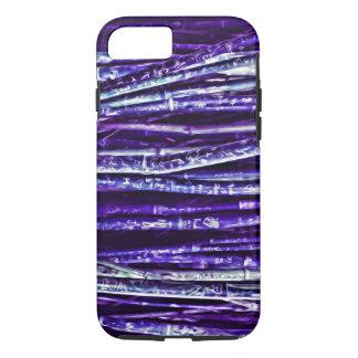 Purple Bamboo - Apple iPhone 7, Tough Phone Case