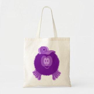 Purple Baseball Cap Bag
