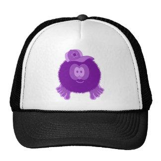 Purple Baseball Cap Hat