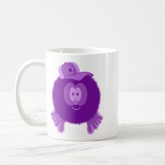 Purple Baseball Cap Mug
