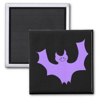 Purple Bat. Magnet