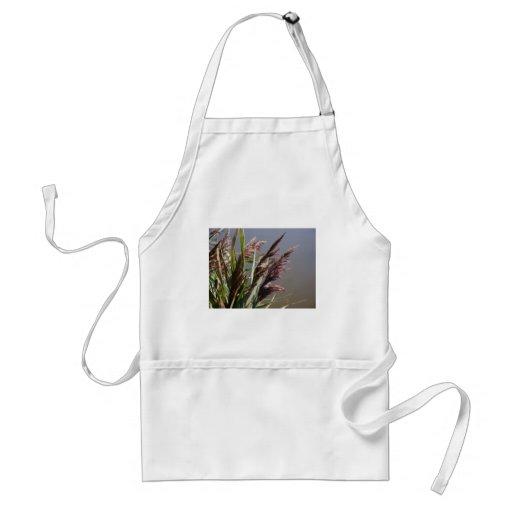 Purple Beach Grass Apron