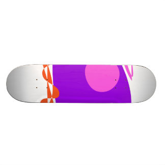 Purple Bean Skate Board Decks