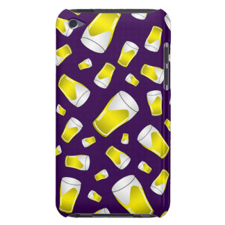 Purple beer iPod Case-Mate cases