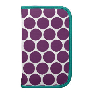 Purple Big Dot Planner