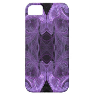 Purple & Bla  iPhone 5 Case-Mate Barely There Case For The iPhone 5