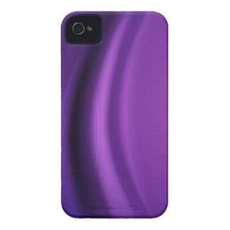 Purple Blackberry Bold 9700/9780 Barely There Case iPhone 4 Case