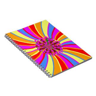 Purple Blank Texture Template DIY add TEXT IMAGE Notebooks