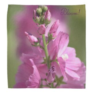 Purple Bloom Bandana