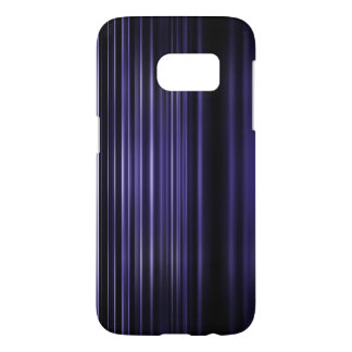 Purple blurred stripes pattern