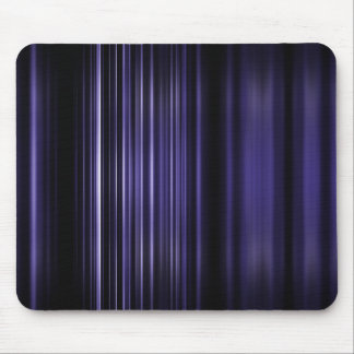 Purple blurred stripes pattern mouse mat