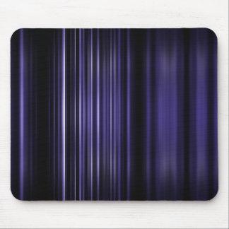 Purple blurred stripes pattern mouse pad