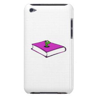 Purple Book Worm iPod Case-Mate Case