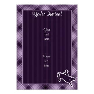 Purple Bull Rider Announcement